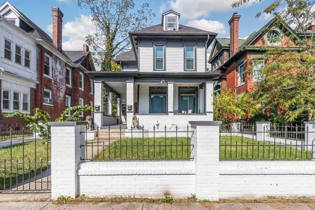 1570 E Long Street, Columbus, OH 43203 (MLS #221039415) :: Millennium Group