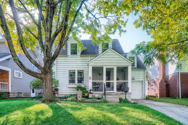 345 Binns Boulevard, Columbus, OH 43204 (MLS #221039432) :: Sandy with Perfect Home Ohio