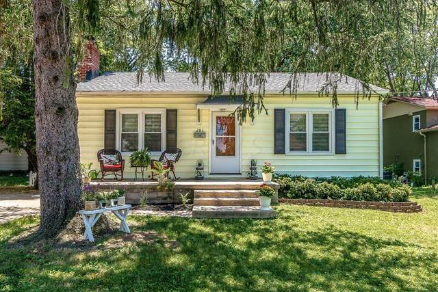 281 E College Avenue, Westerville, OH 43081 (MLS #221039435) :: The Tobias Real Estate Group