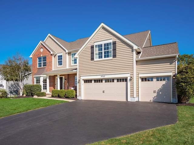 4960 Longmead Drive, Grove City, OH 43123 (MLS #221039439) :: Signature Real Estate