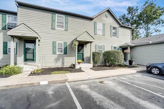 5845 Blendon Place Drive 9C, Columbus, OH 43230 (MLS #221039441) :: Millennium Group