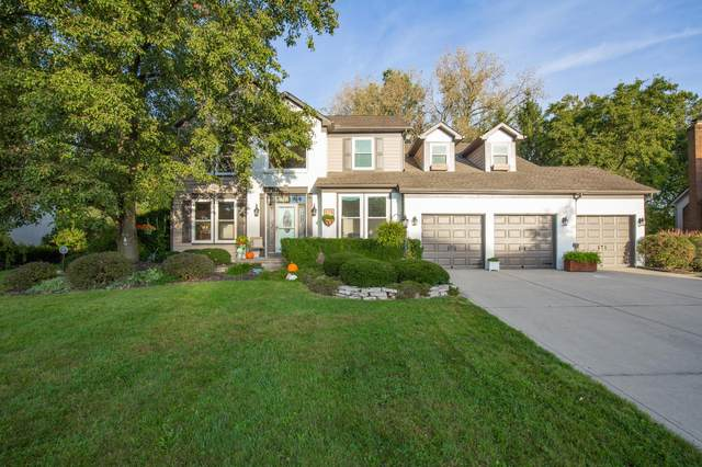 925 Carron Circle, Pickerington, OH 43147 (MLS #221039486) :: Sandy with Perfect Home Ohio