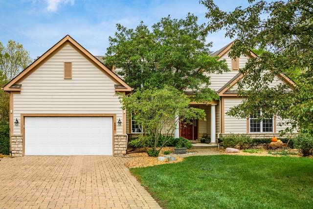 4800 Overcreek Place, Powell, OH 43065 (MLS #221039495) :: Sandy with Perfect Home Ohio