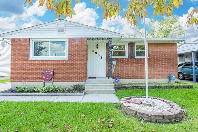 3983 Sexton Drive, Columbus, OH 43228 (MLS #221039513) :: Sandy with Perfect Home Ohio