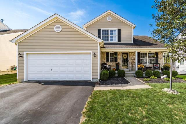 506 Yale Circle, Pickerington, OH 43147 (MLS #221039555) :: Sandy with Perfect Home Ohio