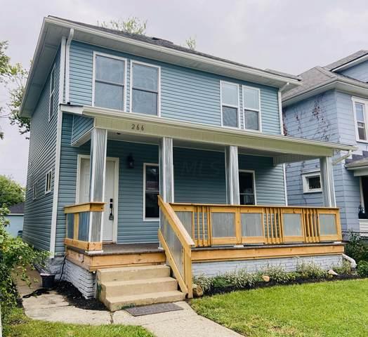 266 S Richardson Avenue, Columbus, OH 43204 (MLS #221039557) :: MORE Ohio