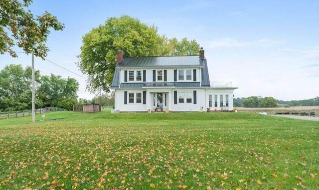 3390 State Route 361, Circleville, OH 43113 (MLS #221039578) :: Berkshire Hathaway HomeServices Crager Tobin Real Estate