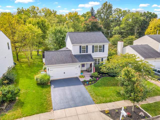 3716 Kellen Drive, Columbus, OH 43230 (MLS #221039585) :: Sandy with Perfect Home Ohio