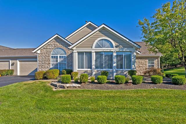6365 Pinehurst Pointe, Westerville, OH 43082 (MLS #221039617) :: ERA Real Solutions Realty