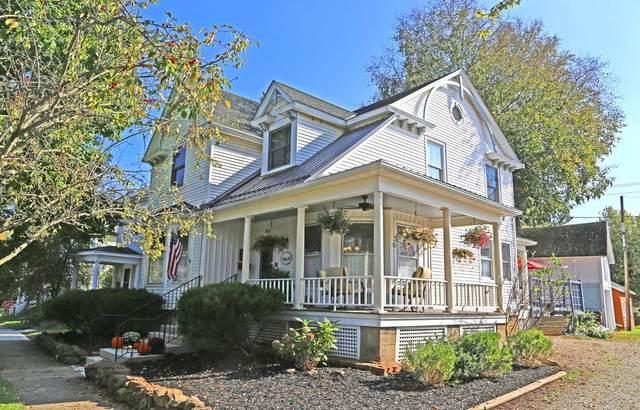 504 E Gambier Street, Mount Vernon, OH 43050 (MLS #221039629) :: Sam Miller Team