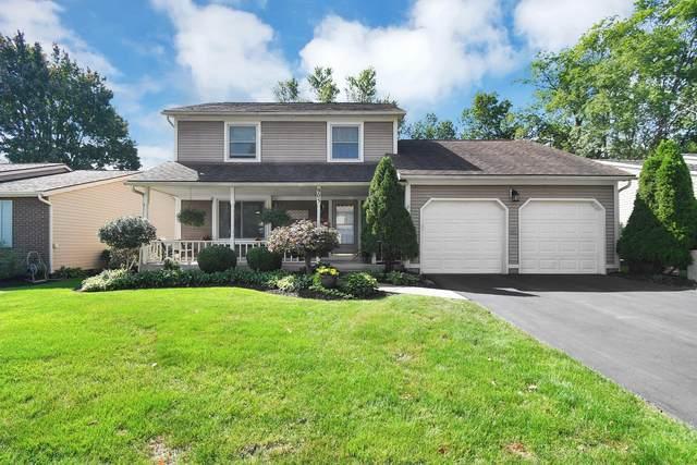 905 Hartney Drive, Columbus, OH 43230 (MLS #221039663) :: Signature Real Estate