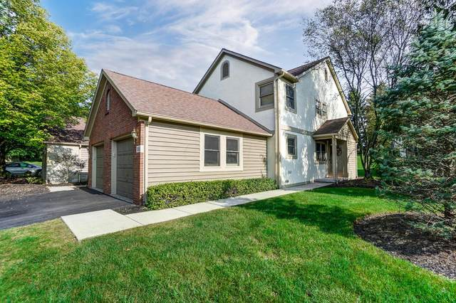 508 Spring Brook W 7-508, Westerville, OH 43081 (MLS #221039665) :: Millennium Group