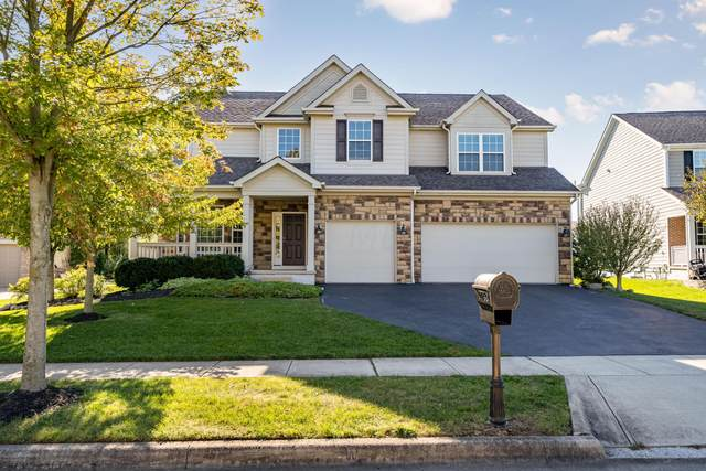 7753 Rowles Drive, Columbus, OH 43235 (MLS #221039684) :: Sandy with Perfect Home Ohio