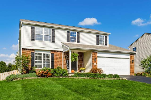 1689 Royal Oak Drive, Lewis Center, OH 43035 (MLS #221039699) :: Sandy with Perfect Home Ohio