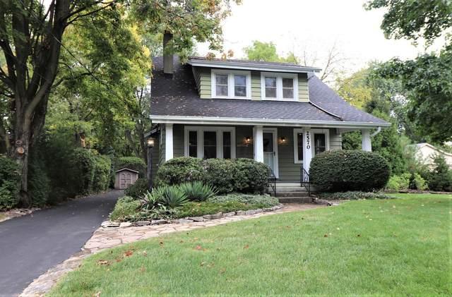 2570 Eastcleft Drive, Upper Arlington, OH 43221 (MLS #221039717) :: Berkshire Hathaway HomeServices Crager Tobin Real Estate