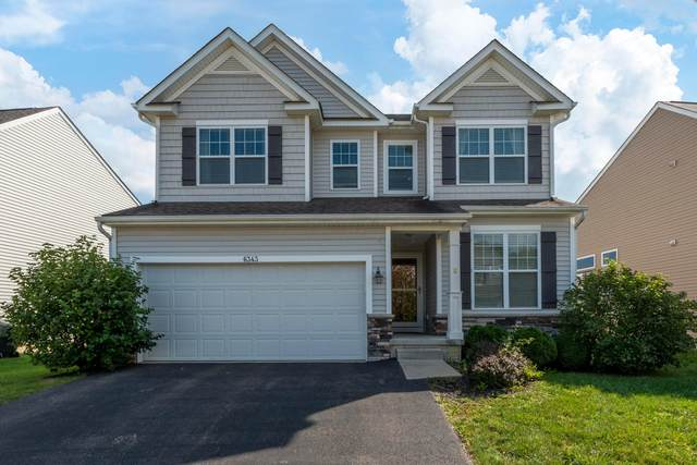 6343 Hoffman Trace Drive, Columbus, OH 43213 (MLS #221039718) :: Sandy with Perfect Home Ohio