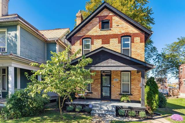 1085 Mount Pleasant Avenue, Columbus, OH 43201 (MLS #221039721) :: Berkshire Hathaway HomeServices Crager Tobin Real Estate