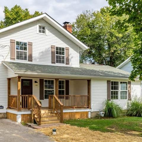 106 North Vernon Avenue, Newark, OH 43055 (MLS #221039735) :: ERA Real Solutions Realty