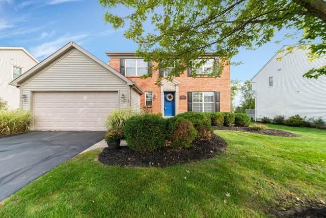 2970 Jamestown Drive, Powell, OH 43065 (MLS #221039759) :: Signature Real Estate