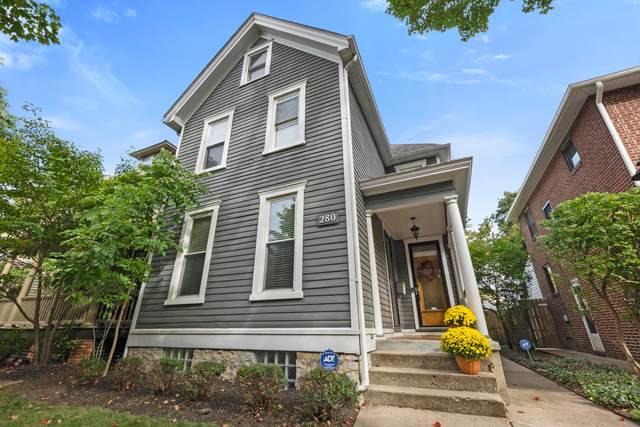 280 E Stewart Avenue, Columbus, OH 43206 (MLS #221039763) :: Berkshire Hathaway HomeServices Crager Tobin Real Estate