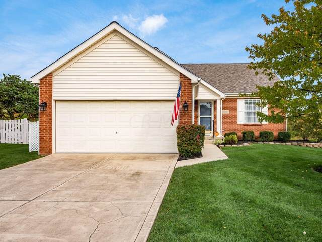 6400 Riverstone Drive, Columbus, OH 43228 (MLS #221039765) :: Sandy with Perfect Home Ohio