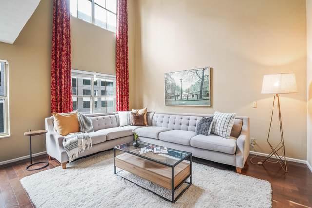 28 W Russell Street, Columbus, OH 43215 (MLS #221039773) :: Keller Williams Classic Properties Realty