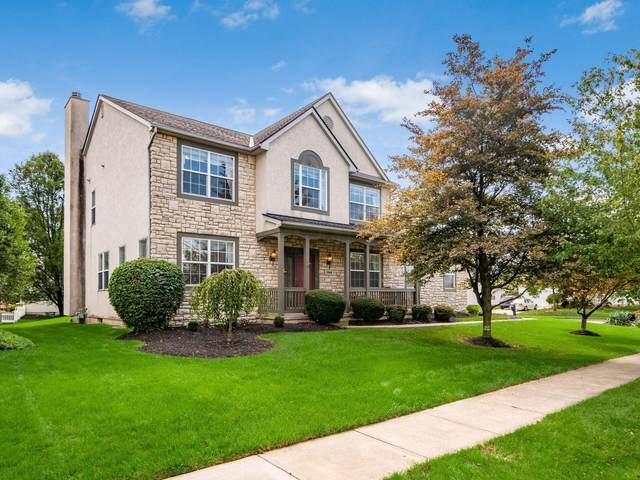 5508 Falco Drive, Westerville, OH 43081 (MLS #221039775) :: Ackermann Team