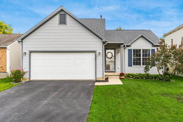 5372 Winchester Cathedral Drive, Canal Winchester, OH 43110 (MLS #221039793) :: ERA Real Solutions Realty