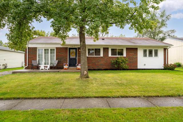 583 Daventry Lane, Columbus, OH 43230 (MLS #221039796) :: Sandy with Perfect Home Ohio