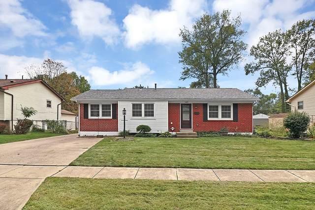 549 Deerwood Avenue, Gahanna, OH 43230 (MLS #221039805) :: Craig & Amy Balster