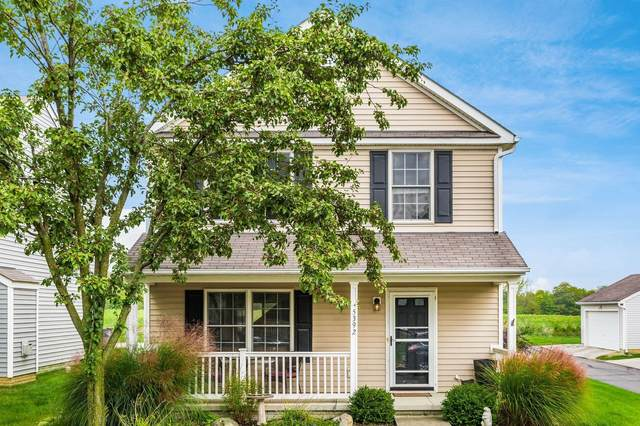 5392 Delaware Street, Orient, OH 43146 (MLS #221039814) :: Sandy with Perfect Home Ohio