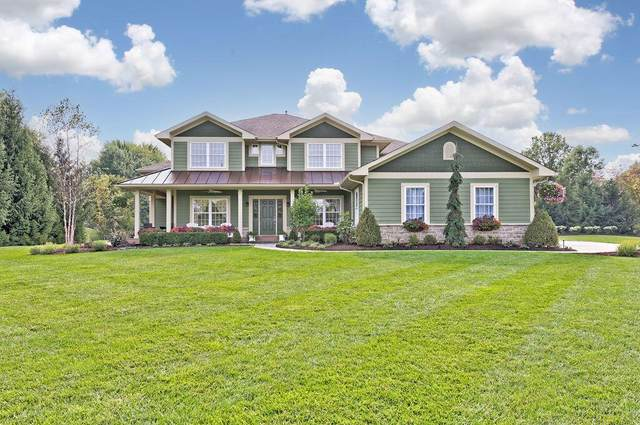 2296 Lewis Center Road, Lewis Center, OH 43035 (MLS #221039864) :: Sandy with Perfect Home Ohio
