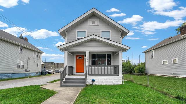 799 E 2nd Avenue, Columbus, OH 43201 (MLS #221039880) :: Signature Real Estate