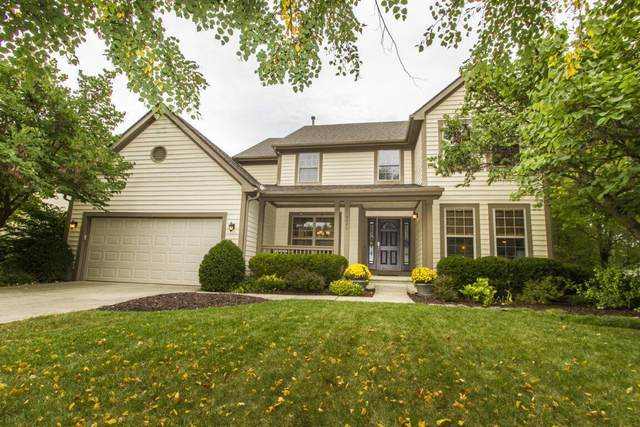 3770 Delwood Drive, Powell, OH 43065 (MLS #221039897) :: Signature Real Estate