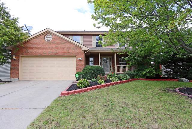 872 Suntree Drive, Westerville, OH 43081 (MLS #221039909) :: Greg & Desiree Goodrich | Brokered by Exp