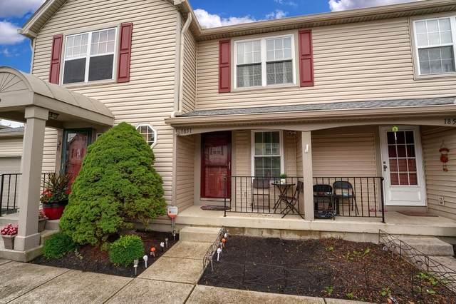 1851 Messner Drive 56B, Hilliard, OH 43026 (MLS #221039940) :: Signature Real Estate