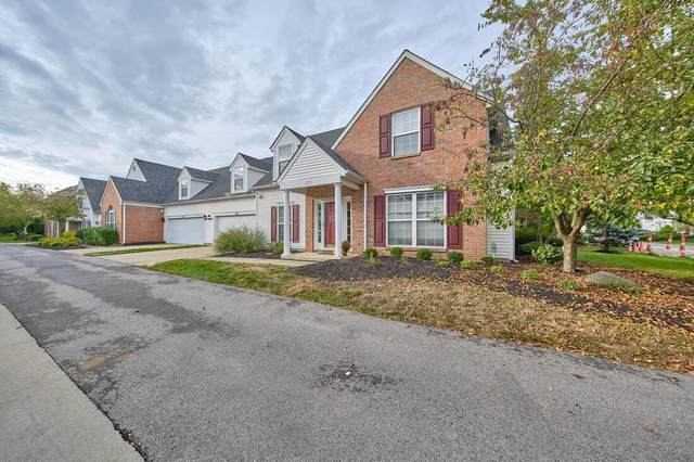 8602 Lazelle Commons Drive, Lewis Center, OH 43035 (MLS #221039970) :: 3 Degrees Realty