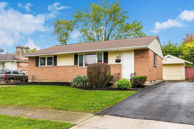 1483 Cunard Road, Columbus, OH 43227 (MLS #221040004) :: Sandy with Perfect Home Ohio