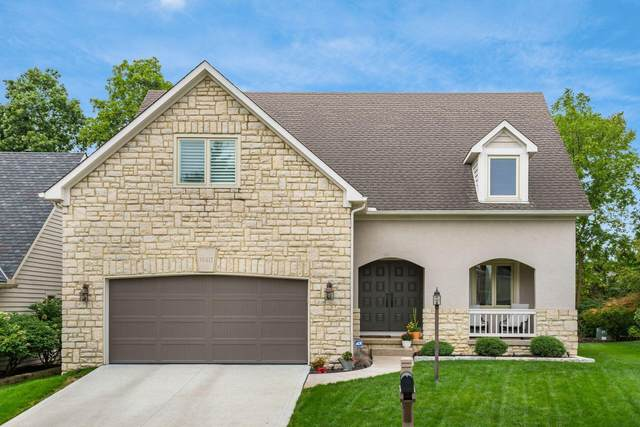10417 Cambridge Place, Powell, OH 43065 (MLS #221040010) :: Exp Realty