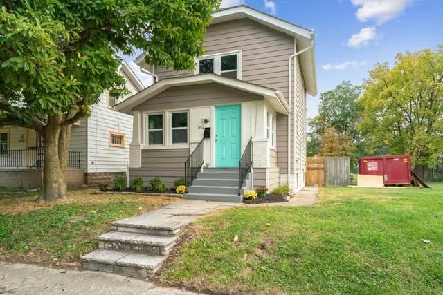 342 Ryan Avenue, Columbus, OH 43223 (MLS #221040020) :: Signature Real Estate