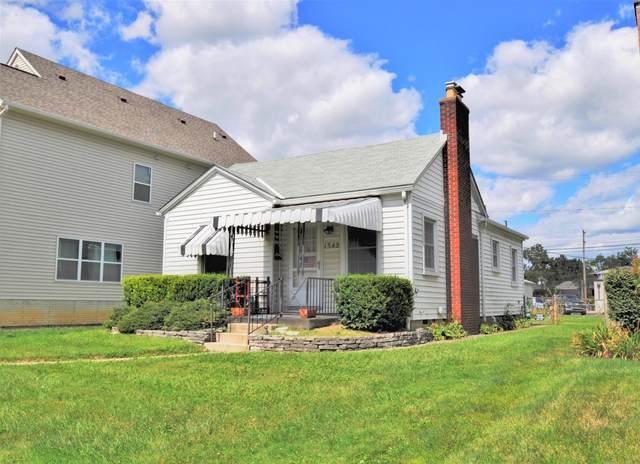 1342 Ida Avenue, Columbus, OH 43212 (MLS #221040025) :: Sandy with Perfect Home Ohio