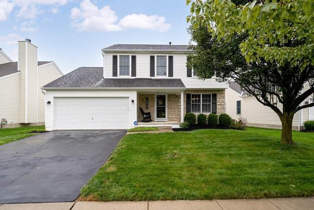 5344 Genoa Farms Boulevard, Westerville, OH 43082 (MLS #221040055) :: Berkshire Hathaway HomeServices Crager Tobin Real Estate