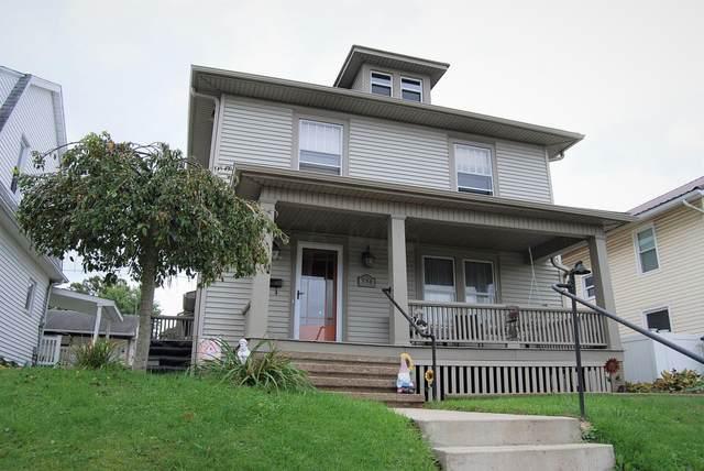 732 Saint Louis Avenue, Zanesville, OH 43701 (MLS #221040066) :: Berkshire Hathaway HomeServices Crager Tobin Real Estate