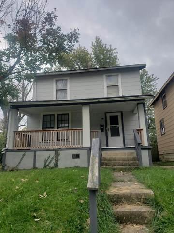 915 Camden Avenue, Columbus, OH 43201 (MLS #221040067) :: Berkshire Hathaway HomeServices Crager Tobin Real Estate
