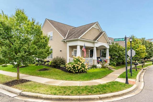 4438 Snowy Meadow Drive, Grove City, OH 43123 (MLS #221040075) :: Sandy with Perfect Home Ohio