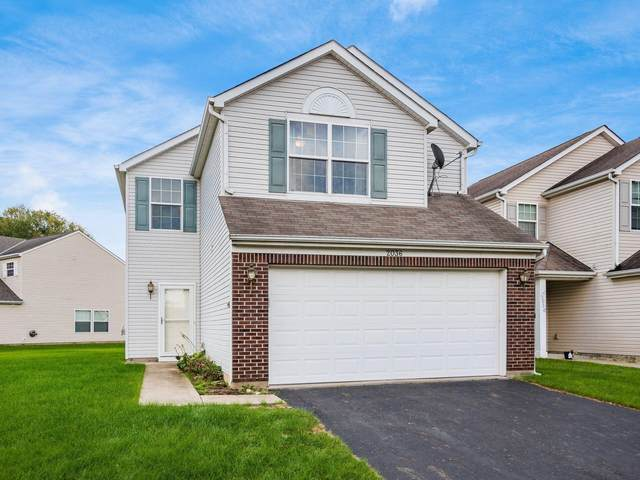 2036 Friston Boulevard, Hilliard, OH 43026 (MLS #221040076) :: Sandy with Perfect Home Ohio