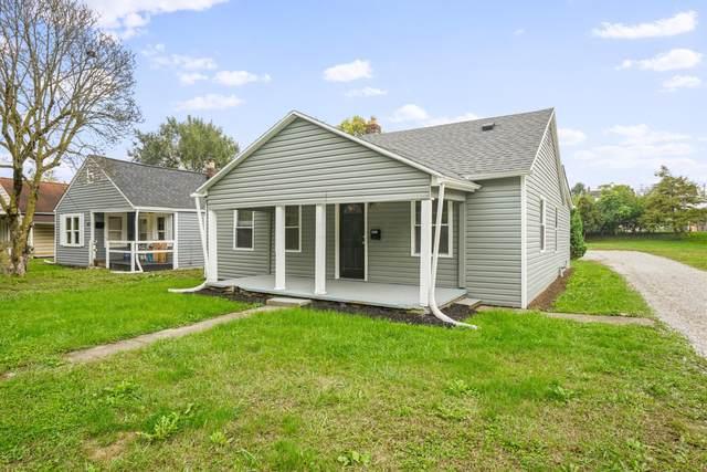 455 Watt Street, Circleville, OH 43113 (MLS #221040123) :: Berkshire Hathaway HomeServices Crager Tobin Real Estate