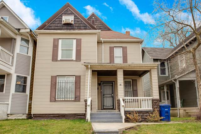 48 Hawkes Avenue, Columbus, OH 43222 (MLS #221040157) :: The Tobias Real Estate Group