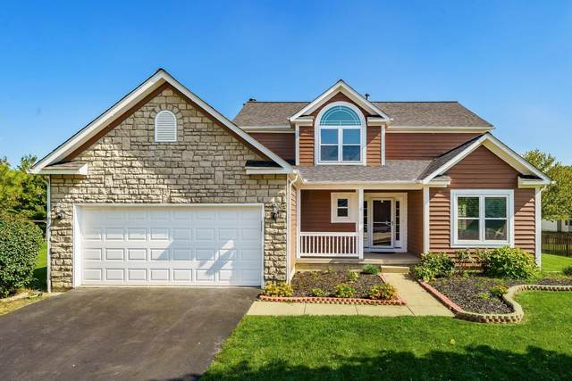 250 Cedarbend Court, Powell, OH 43065 (MLS #221040160) :: Berkshire Hathaway HomeServices Crager Tobin Real Estate