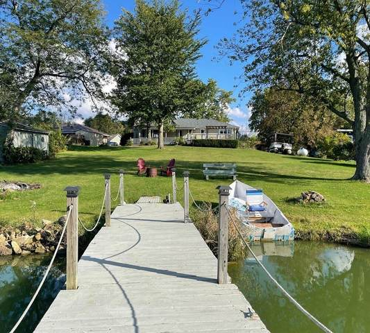 1145 Sylvan Shores Drive, South Vienna, OH 45369 (MLS #221040183) :: The Raines Group